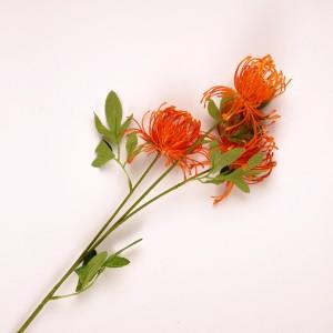 "Хризантема ""оранжева"" 91663"