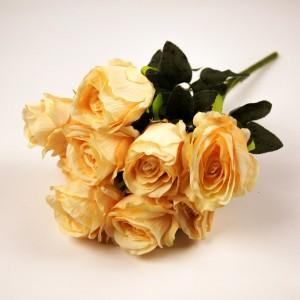 """Рози """"персиковий"""" 91637"""