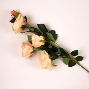 """Рози """"персиковий"""" 91622"""
