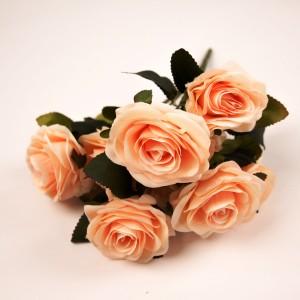 """Рози """"персиковий"""" 91620"""