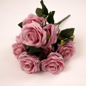 """Рози """"темно-малиновий"""" 91617"""