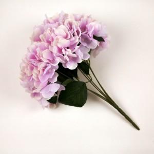 """Букет гортензій """"фіолетовий"""" 91612"""