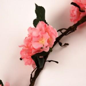 """Сакура на гілочці """"розова"""" (д. 180 см.) 91601"""