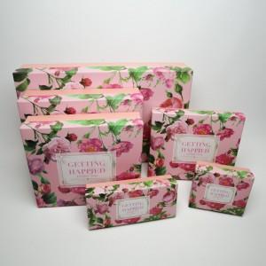 Коробки подарункові 6 шт. 5-8049