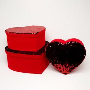 Коробки подарункові 3 шт. 5-8047