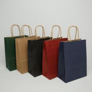 Пакети паперові 12 шт. (22 х 16 х 8 см.) 6-0122