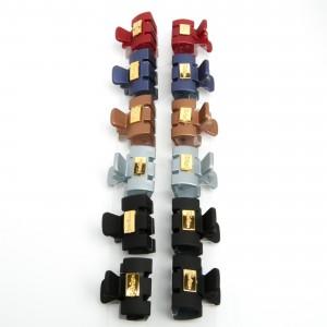 Краби пластмасові 12 шт. (3 х 2.4 см.) 5-9823