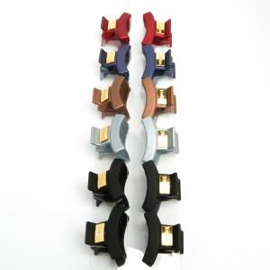 Краби пластмасові 12 шт. (3.4 х 2 см.) 5-9820