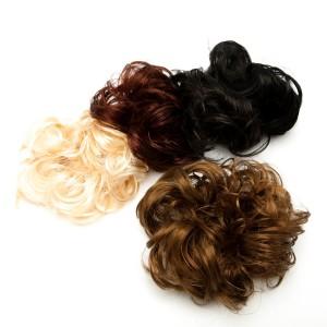 """Волосся штучне """"резинки"""" (Ø 16 см.) 91451"""