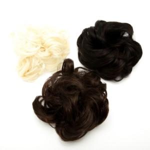 """Волосся штучне """"резинки"""" (Ø 16 см.) 91450"""