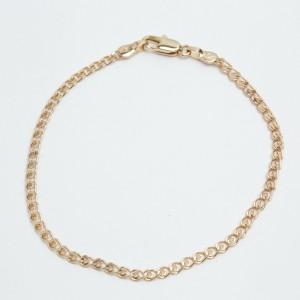 Браслет XUPING Gold (19 х 0.3 см.) 512313