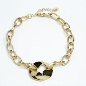 "Браслет XUPING Gold ""лимонне покриття"" (20 + 3 х 0.7 см.) 511847"
