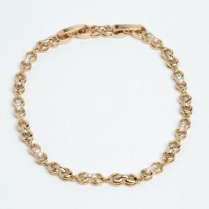 Браслет XUPING Gold (18.5 + 1.6 х 0.4 см.) 511846