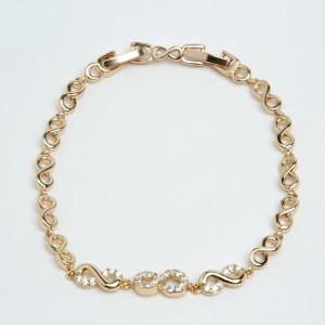 Браслет XUPING Gold (17 + 1.7 х 0.4 см.) 511845