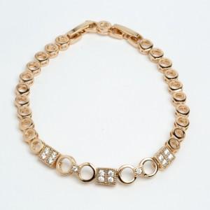 Браслет XUPING Gold (17.5 + 1.5 х 0.6 см.) 511844