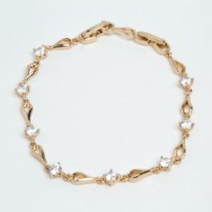 Браслет XUPING Gold (17.5 + 2 х 0.5 см.) 511838