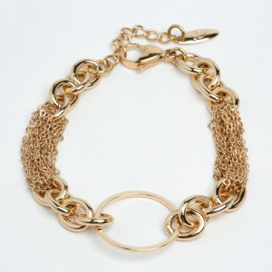 Браслет XUPING Gold (18.5 + 3 см.) 511837