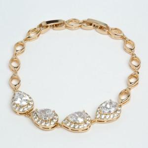 Браслет XUPING Gold (17 + 2 х 1 см.) 511831