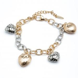 Браслет XUPING GOLD (18 + 5 см.) 510986