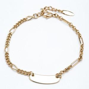 Браслет XUPING GOLD (19.5 + 3 см.) 510983
