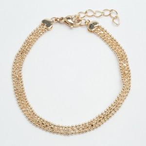 Браслет XUPING GOLD (16.5 + 3 x 0.5 см.) 510927