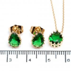 """Набір XUPING Gold """"зелений"""" 511891"""