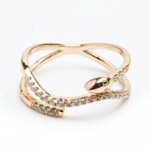 Перстні XUPING Gold 511040