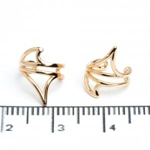 Сережки XUPING Gold 511955