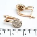 Сережки XUPING Gold 511948