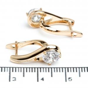 Сережки XUPING Gold 511943