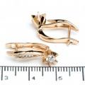 Сережки XUPING Gold 511942