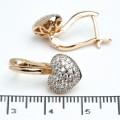 Сережки XUPING Gold 511937