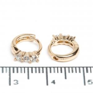 Сережки XUPING Gold 511795