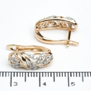 Сережки XUPING Gold 511789