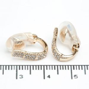 Сережки XUPING Gold 511785