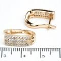 Сережки XUPING Gold 511783