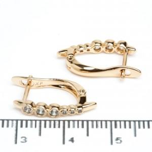 Сережки XUPING Gold 511782