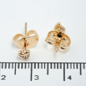 "Сережки XUPING Gold ""Ø 0.35 см."" 511574"