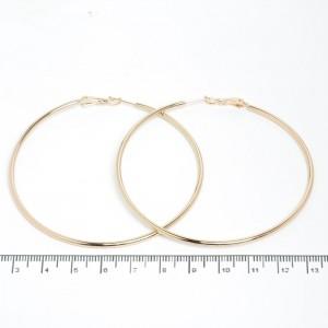 "Сережки XUPING Gold ""Ø 7 см."" 511558"