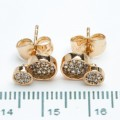 Сережки XUPING Gold 511141