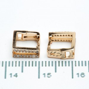 Сережки XUPING Gold 511139