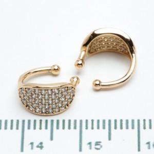 Сережки XUPING Gold 511136