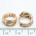 Сережки XUPING Gold 511135