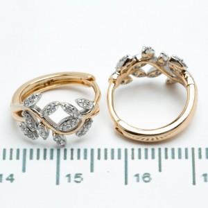 Сережки XUPING Gold 511134