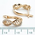 Сережки XUPING Gold 511131