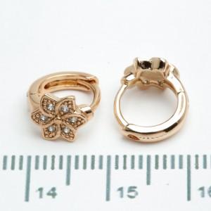 Сережки XUPING Gold 511015