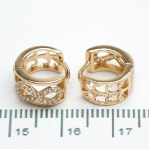 Сережки XUPING Gold 511013