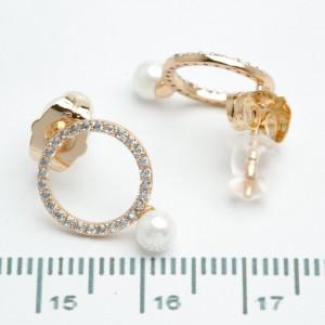 Сережки XUPING Gold 511008