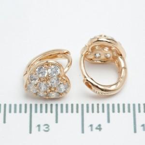 Сережки XUPING Gold 510954
