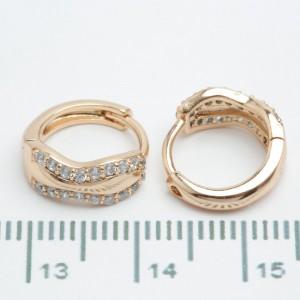 Сережки XUPING Gold 510953